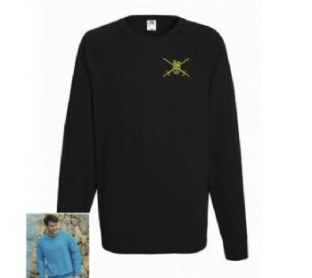 British Army Embroidered Sweatshirt